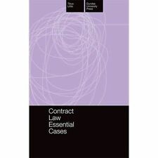 Contract Law Casebook by T. Little (Paperback, 2012)