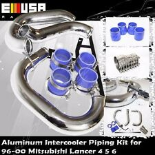 Intercooler Piping+Silicones+Clamps for 96-00 Mitsubishi Lancer EVO 4 5 6