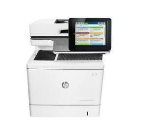 HP LaserJet Enterprise 500 color MFP M577c Laser Printer B5L54A#BGJ SEALED