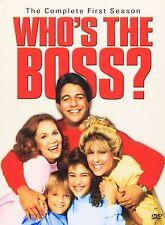 Who's the Boss?: Classic Tony Danza TV Series Complete Season 1 Box / DVD Set
