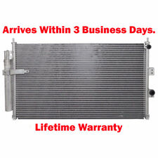 New Condenser For Honda Civic 06-11 CSX 07-11 1.3 1.8 2.0 L4 Lifetime Warranty