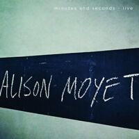 Alison Moyet - Minutes And Seconds - Live [CD]
