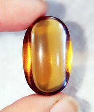 31.10 Ct Loose Gemstone Lab-Created Golden&Black Opal Translucent Australia eBay