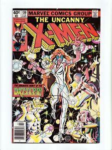 X-Men #130 1st Appearance Dazzler Marvel Comics 1980 VG/FN