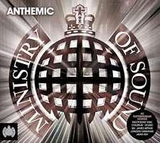 verschiedenen - Anthemic - MINISTRY OF SOUND Neue CD