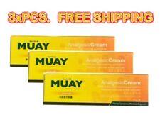 3X Namman Muay Thai Boxing Cream Analgesic Balm Massage Pain Relief Ache 30g