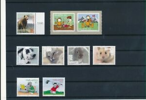 D192001 Switzerland Nice selection of MNH stamps