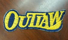 NEW!! Outlaw patch