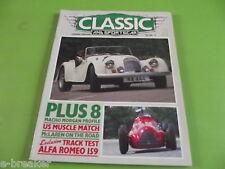 classique et voiture de sport Magazine Juillet 1985 #C1