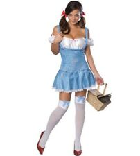 Rubie's Secret Wishes Dorothy Wizard of Oz adult Halloween costume XS X Small