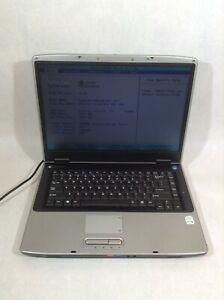 "Gateway M465 15.4"" Laptop Intel Core Duo/500GB HDD/2GB RAM/WinXP - RV"