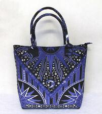 Indian Shoulder Bag Women's Beach Towel Bags Cotton Sun & Moon Mandala Handbags
