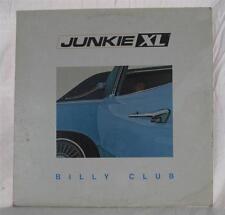 "Junkie XL Billy Club 12""  Vinyl Record"