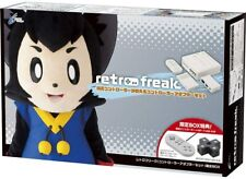 Retro Freak Controller Adapter Set Limited Box Game Compatible Console Japan New