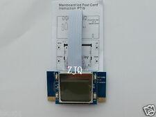 PC PCI LCD Diagnostic Post Debug Test Card For Desktop Motherboard PTI9