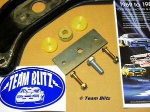 Ford Capri Transmission Mount Heavy Duty Motorsports Competition Trans Gearbox