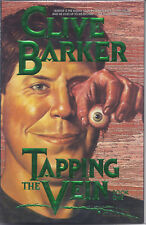 Tapping the Vein Book 1 Comic – September,1989 Clive Barker's nightmarish vision
