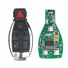 New Smart Remote Key 3+1 Button 315MHz NEC Chip for Mercedes-Benz BGA 2000+