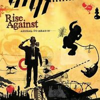 Rise Against : Appeal To Reason CD
