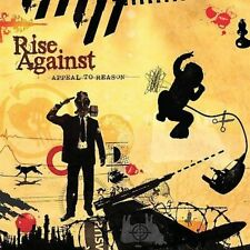 Appeal to Reason by Rise Against, CD