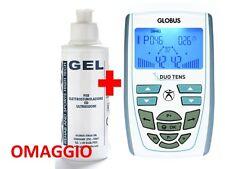 ELETTROSTIMOLATORE DUO TENS GLOBUS  ITALIA + GEL OMAGGIO