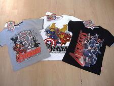 Marvel Boys' Cotton Blend Crew Neck Short Sleeve Sleeve T-Shirts & Tops (2-16 Years)