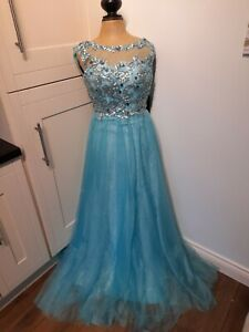 Tiffany Size 8 Prom Dress