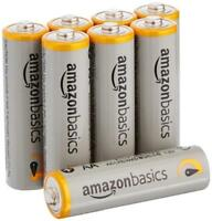 AmazonBasics AA Performance Alkaline Batteries - 48 Pack Expires 02/2028