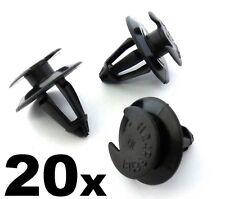 20x AUDI tagliare clip per porta interna Schede, Pannelli, MODANATURE & TRIMS