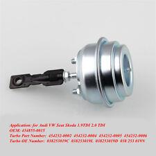 Turbo Wastegate Vacuum Actuator Fits VW 1.9 TDI ALH AHF AUY GT1749V 434855-0015