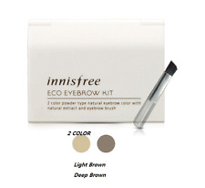 [innisfree] ECO Eyebrow Kit  2Color  + Gift Sample