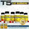 X6 T5 FAT BURNERS - WORLDS STRONGEST LEGAL SLIMMING TABLETS / DIET & WEIGHT LOSS