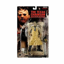 McFarlane Toys Leatherface The Texas Chainsaw Massacre Movie Maniacs Action...