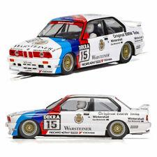 SCALEXTRIC Slot Car C4040 BMW E30 M3 - DTM 1989 Champion