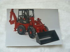 G0003) Gehl 415 - Kompaktlader - Presse-Foto Werk-Foto pressfoto