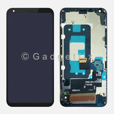 LCD Display Touch Screen Digitizer Frame Replacement For LG Q6 M700 M700H US700