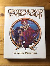 More details for grateful dead family album jerilyn lee brandelius 1989 hardback