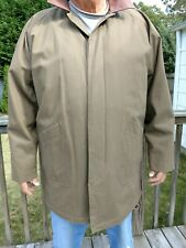 VTG Men's RUGGED  MARLBORO CLASSICS WESTERN JACKET DUSTER COAT LINED SIZE XL