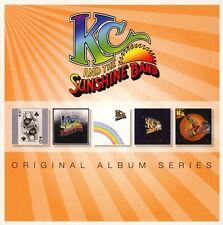 KC AND THE SUNSHINE BAND 5CD NEW Do It Good/ST/Part 3/Who Do Ya/Do You Wanna