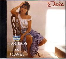 DULCE Castillos de Cristal CD 2009 NEW SEALED IMPORT AMOR EN SILENCIO telenovela