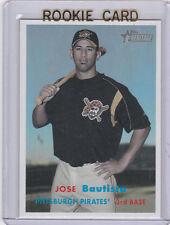 Jose Bautista RC Topps Heritage ROOKIE CARD Baseball Pirates TORONTO BLUE JAYS