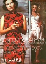 Phillips Contemporary Art Auction Catalog 12/2003