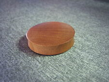 Hand Made 48mm Wooden Ear Plug