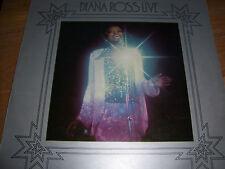 Diana Ross Live LP. SL 11248