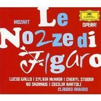 SKOVHUS/GALLO/STUDER/ABBADO/WP/+ - LE NOZZE DI FIGARO (GA) 3 CD NEU