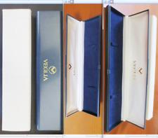 box orologio crono veglia puccini titan 2282 valjoux 7750 case watch chronograph