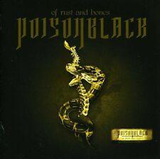 Poisonblack - Of Rust & Bone [New CD] Argentina - Import