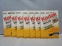KODAK Processing Mailer PK 20 Koda/Ektachrome For 20 Color Slides EXP 84 Lot 12