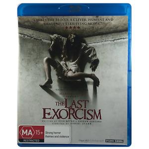 The Last Exorcism Blu-Ray *No Shrinkwrap*