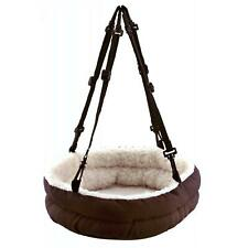 Trixie Hanging Cuddly Bed Nest for Small Animals, Chinchillas, Rats - 30 x 25 cm